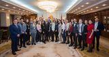 Додон встретился с делегацией Белорусского союза молодежи