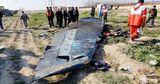 В Иране задержали подозреваемых по делу о сбитом украинском самолете
