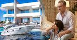 Жена Плахотнюка судится на Кипре за яхту и недвижимость в Испании