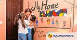 Moldindconbank: Семья платит за квартиру меньше, чем за съемное жилье Ⓟ