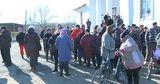 Жители села в Новоаненском районе протестуют против разработки карьера