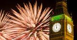 Лондон встретил Новый год звоном отреставрированного Биг-Бена