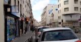 Преступник с мачете пытался напасть на прохожих в Париже