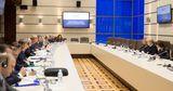 Гречаный провела встречу с послами Европейского союза