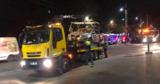 В столице всю ночь эвакуировали незаконно припаркованные автомобили