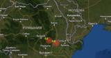 Вблизи Молдовы произошло два землетрясения