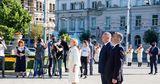 Протестующие освистали руководство страны в центре Кишинева