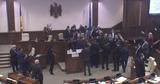 """ПСРМ и """"Шор"""" проголосовали в первом чтении за законопроект о бюджете"""