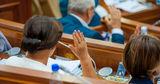 Парламент принял во втором чтении Закон о функционировании языков