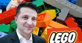 Зеленский купил подарок сыну за 9000 гривен в обычном магазине игрушек