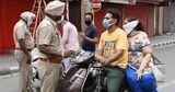 Темпы распространения коронавируса в Индии превысили показатели США
