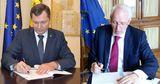 Молдова и Банк развития Совета Европы подписали кредит на €70 миллионов