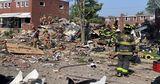 В Балтиморе произошел взрыв