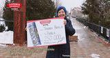 Лотерея: Пенсионерка из пригорода Кишинева выиграла 250 000 леев Ⓟ
