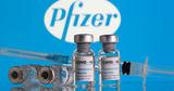 Минздрав объявил о начале вакцинации населения второй дозой Pfizer