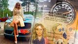 Rise: Бывшая жена Платона ездит на роскошном Bentley