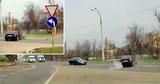 В Кишиневе BMW не уступил дорогу и совершил ДТП