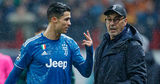 Футболисты «Ювентуса» ждут извинений от Роналду