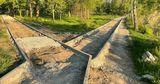 Кишиневцы критикуют ремонт в парке: Узкие тропинки и разрушенный бордюр
