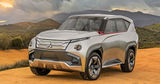 Новый Mitsubishi Pajero останется без рамы и станет гибридом