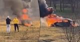 В Молдове парень поджег собственное авто ради публикации в ТикТок