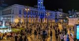 Испания отпраздновала выход из ЧП ночными танцами на улицах