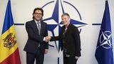 Молдова выступает за дальнейшее сотрудничество с НАТО