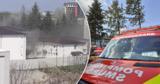 В больнице в Румынии вспыхнул пожар