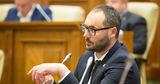 Депутат ПДС сдал тест на COVID-19 и просит провести заседание парламента