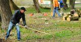 """Примэрия Кишинева организует по выходным дням """"генеральную уборку"""" города"""