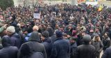 Протестующие в центре Кишинева напали на журналиста из-за русского языка