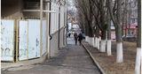 """Стало известно, кто узаконил строение, """"захватившее"""" тротуар на бульваре Траяна"""