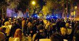 Участники протестов в Каталонии спели на русском «Калинку»
