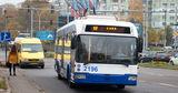 В среду в Кишиневе выйдут на маршрут пять новых троллейбусов