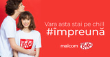 Maicom выпустил линейку футболок в коллаборации с Kit Kat ™ ®