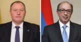 Главы МИД Молдовы и Армении провели телефонный разговор