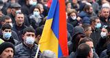 В Ереване прошла акция протеста против Пашиняна