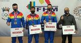 NGM Company наградила медалистов чемпионата Европы по тяжелой атлетике Ⓟ