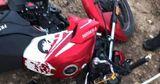 В Новоаненском районе погиб мотоциклист, не справившись с управлением