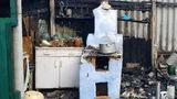 В Тирасполе произошел пожар в частном доме