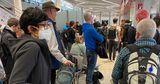 Еще два чартерных рейса доставят домой молдаван из-за рубежа