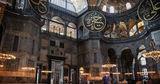 СМИ узнали о планах скрывать фрески в Святой Софии на время намаза