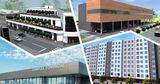В Бельцах строится шесть крупных объектов