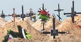 Из-за пандемии COVID-19 количество похорон в Кишиневе утроилось