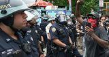 Полицейского задержали в Нью-Йорке после применения удушающего приема