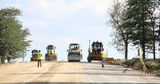 В Гагаузии строят дорогу из Комрата в Джурджулешты
