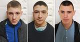 Подростки, сбежавшие из тюрьмы, угнали еще один автомобиль