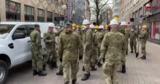 Для разбора завалов после землетрясения в Загребе привлечена армия