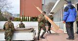 """Пынзарь рассказал о роли армии в обустройстве """"Центра COVID-19"""""""