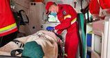 SMURD доставил из Бырлада молдаванку, проходившую лечение после ДТП